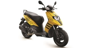 Aprilia Storm 125 BS6 Scooter Launched In India: Prices Start At Rs 91,321