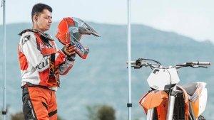 Ashish Raorane To Participate In 2021 Dakar Rally Malle Moto Class As Privateer