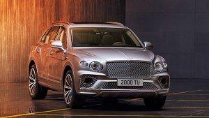 Bentley Bentayga Facelift Production Begins At Brand's Crewe Facility