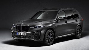 BMW X7 Dark Shadow Edition Unveiled: Limited To Only 500 Units