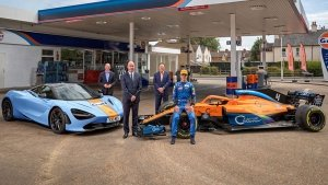 Gulf Oil Partners With McLaren: Makes Return To Formula 1 This Weekend