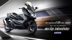Honda Forza 350 Premium Maxi-Scooter Unveiled: Could It Make Its Way To India?