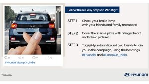 Hyundai Has Come Up With The 'Lamp On Challenge' For Its Customers: Read More To Find Out