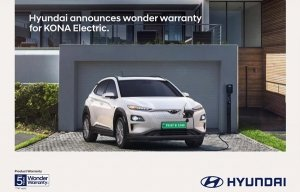 Hyundai Launches Wonder Warranty Scheme For Its Kona Electric Vehicle: Details