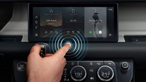 Jaguar Land Rover Introduces Contactless Touchscreen Technology Amidst COVID-19 Pandemic