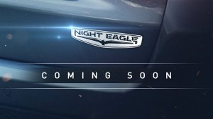 Jeep Compass Night Eagle Limited Edition Models Teased Ahead Of Launch