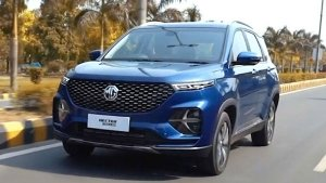 MG Hector Plus India Launch Timeline Revealed: Will Arrive On July 13