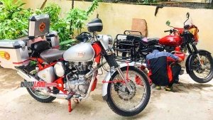Royal Enfield Commences Its 'Service-On-Wheels' Initiative In Chennai: Here Are The Details!