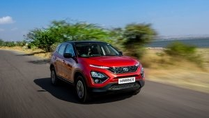 Tata Harrier To Receive Two New Variants XTA & XT+ Soon: Here Are All Details