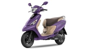 TVS Zest 110 BS6 Scooter Launched In India: Prices Start At Rs 58,640