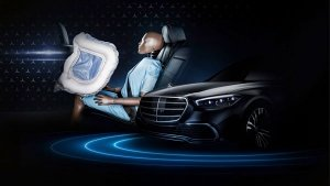 Mercedes-Benz S-Class To Feature World's First Rear Passenger Airbags: Details