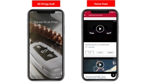 Audi Launches The Updated Version Of The 'MyAudi Connect' App: Read More To Find Out What's New