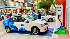 Okaya & BluSmart Electic Mobility Partner To Install Electric Charging Stations Across India
