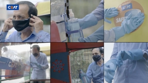 CEAT Provides Safety Kit To Autorickshaw Drivers Due To Covid-19 Pandemic: Video & Details