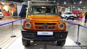 Force Gurkha Expected India Launch During Diwali This Year: Will Rival The Mahindra Thar