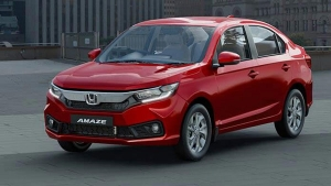 Honda Amaze Sales Crosses 4 Lakh Mark Since 2013: Achieves New Milestone