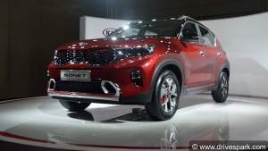 Kia Sonet Registers A Record 6,532 Units Of Bookings On The First Day: Launch Expected In Early-Sept