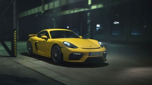 Porsche 718 Spyder & Cayman GT4 Launched In India: Prices Start At Rs 1.59 Crore