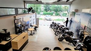 Benelli Launches State-Of-The-Art Dealership In Udaipur