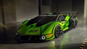 Lamborghini Essenza SCV12 Unveiled: Extremely Fast, Extremely Furious