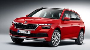 Skoda Kamiq Spotted Testing In India Likely For Vision IN Development: Spy Pics & Details