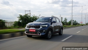 Kia Sonet Compact-SUV Launched In India: Prices Start At Rs 6.71 Lakh