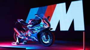 BMW M1000 RR Unveiled: First Motorcycle From The Brand's M Divison