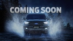 Ford Endeavour Sport Teased Ahead Of India Launch: To Arrive On September 22