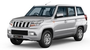New Mahindra TUV300 Plus Patent Images Leaked Ahead Of Launch: Spy Pics & Other Details