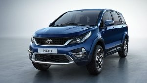 Tata Hexa BS6 XMA 4X4 Variant Spotted Testing In Pune: Spy Pics & Other Details