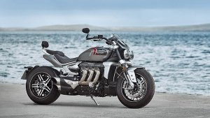 Triumph Rocket 3 GT Launched In India: Priced At Rs 18.40 Lakh