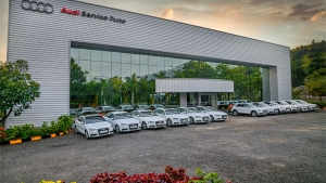 Audi India Launches State-Of-The-Art Service Facility In Pune: Here Are All The Details
