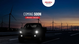 Isuzu D-Max BS6 Teased Ahead Of India Launch: Video & Other Details