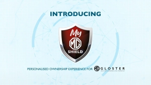 MG Motor Introduces My MG Shield: Personalized Ownership Program For The Gloster SUV