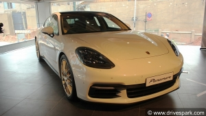 Porsche Panamera 4 10-Year Edition First Look Review: Celebrates A Decade Of The Luxury Sport Saloon
