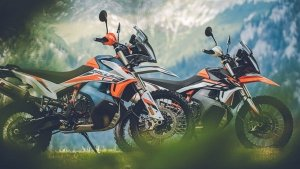 KTM Reveals The 2021 BS6 890 Adventure R & 890 Adventure Rally R: Images & Details