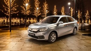 New Honda Amaze 'Special Edition' Launched In India: Prices Start At Rs 7 Lakh