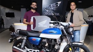 Honda H'ness CB 350 Customer Deliveries Begin Across India: Here Are All The Details