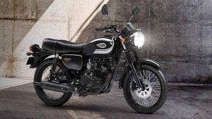 Kawasaki W175 India Launch In 2021: Yamaha XSR 155 Rival?