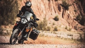 KTM 890 Adventure Unveiled: A Middle-Weight Dual Purpose Adventure Tourer For First Time Buyers