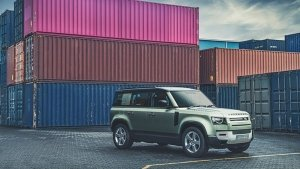 2020 Land Rover Defender Launched In India: Prices Start At Rs 73.98 Lakh
