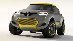 Renault Kiger Spotted Testing Once Again: Images & Details