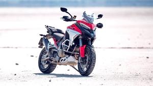 Ducati Multistrada V4 Unveiled Globally: Italian Adventurer-Tourer With Ground-Breaking Tech