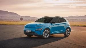 2021 Hyundai Kona Electric Unveiled Globally: Updated Design & Technologies