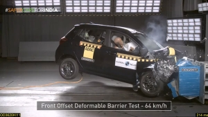 Hyundai Grand i10 NIOS Secures Two-Star Rating At Global NCAP Crash Tests: Watch The Video Here!