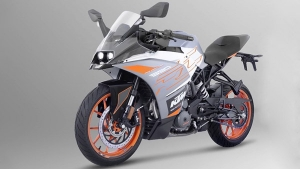 KTM RC 390 Available In A New Paint Scheme: Read More To Find Out