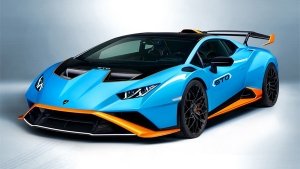 Lamborghini Huracan STO Unveiled: The Ultimate Expression Of 'RaceTrack To Road'