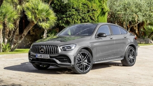 Mercedes-AMG GLC 43 Coupe Launched In India: Prices Start At Rs 76.70 Lakh