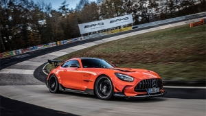 Mercedes-AMG GT Black Series Registers New Nurburgring Track Record: Here Are The Details