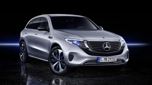 Mercedes Benz EQC Onboard Charging Becomes Faster: New Charge Times & Other Details